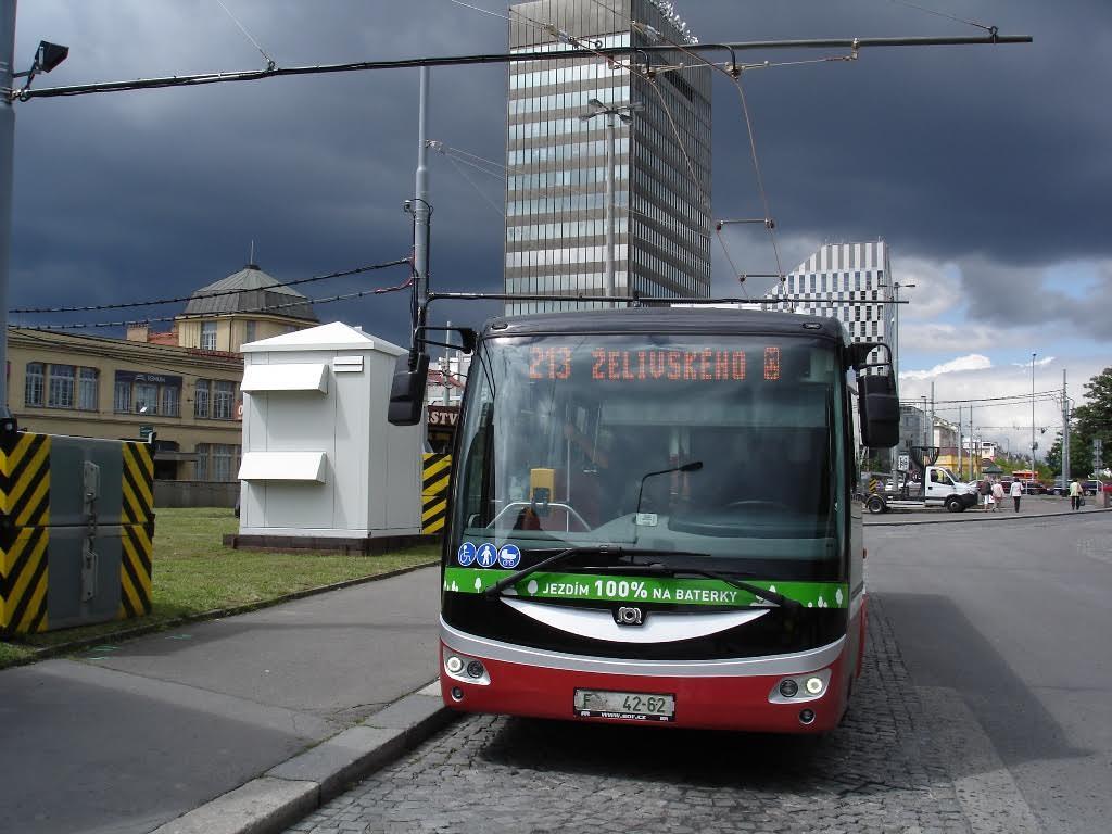 Foto: DPP hl. m. Prahy