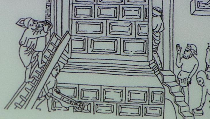 Stavba Jindřišské věže