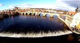 BBC: Praha bylo druhé nejrozpálenější město na světě. Větší vedro měli jen v Káhiře