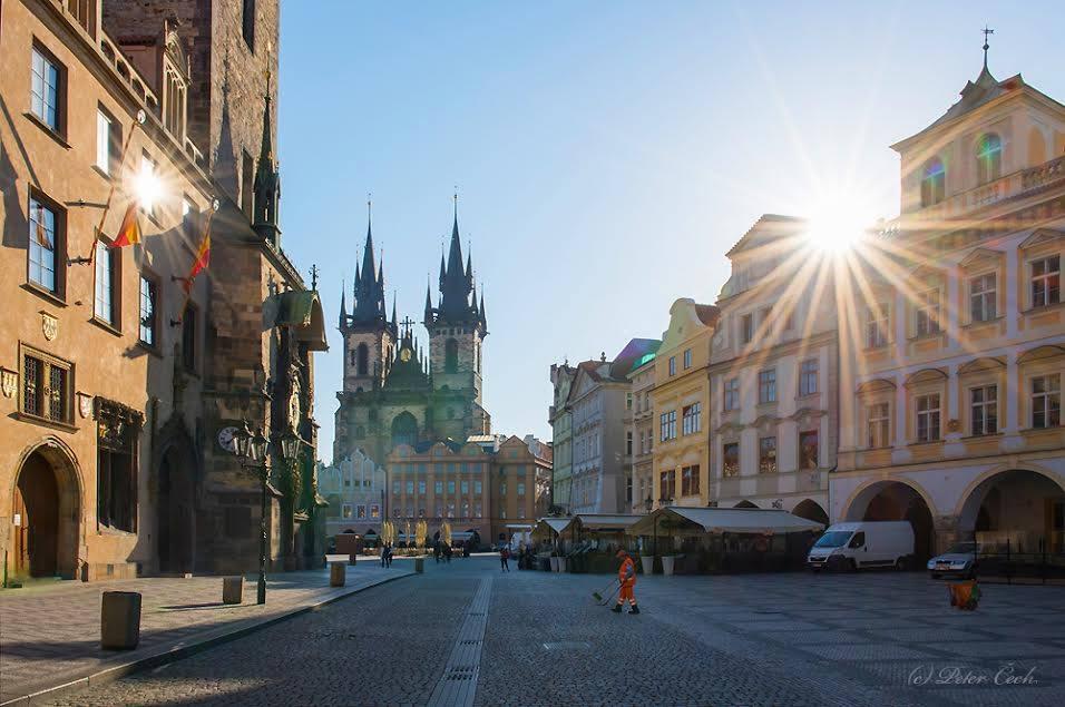 Staroměstské náměstí Foto: Peter Čech