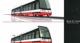 Praha se dočká 125 nových tramvají s klimatizací. Takhle budou vypadat