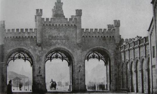 Nová Újezdská brána
