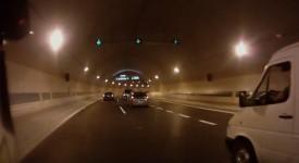 První videa z Blanky. Podívejte se, jak vypadá tunel za provozu