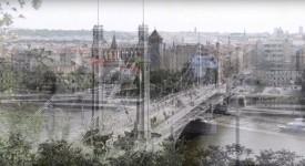 VELKÁ PROMĚNA. Podívejte se na video, které srovnává Prahu teď a před 100 lety