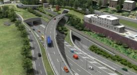 Praha chystá po Blance další silniční tunely. Dokončí se Radlická radiála