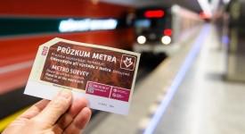 Pražským metrem projede denně 1 272 143 cestujících! Nejrušnější je Můstek a Pavlák