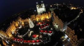 Velký přehled vánočních trhů v Praze