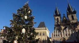 Vánoční strom na Staroměstském náměstí patří mezi TOP 20 na světě!