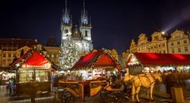 12 nejkrásnějších fotek měsíce prosince. Město ovládl adventní čas