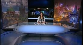 Česká televize odvysílala reportáž o výstavě Všechny krásy Prahy. Podívejte se.