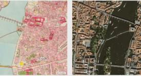 Jak vypadala vaše ulice před 150 lety? Projekt Dvě Prahy umožňuje srovnat historické a současné plány hlavního města