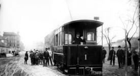 Dopravní podnik si připomene 120. výročí elektrické tramvajové tratě Praha – Libeň – Vysočany