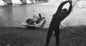 TAJEMSTVÍ VLTAVSKÉHO DNA. Potápěči odhalili základy Juditina mostu