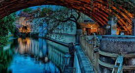 TAJEMNOU ČERTOVKOU. Jak vznikly pražské Benátky?