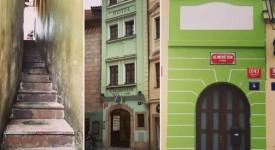 PROCHÁZKA PO 3 PRAŽSKÝCH NEJ. Nejmenší dům, nejužší ulička a hotel v Praze