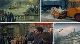 PRAHA PŘED 50 LETY: Podívejte se na film z britského filmového archivu