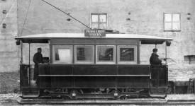 TO BUDE SLÁVA! 120 let od otevření tramvajové linky Praha – Libeň – Vysočany