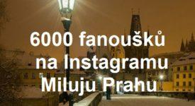 OKO BERE! 21 nejhezčích fotek na Instagramu Miluju Prahu. Podívejte se….