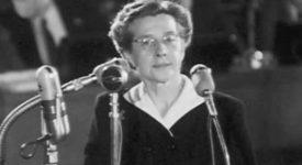Praha si připomíná Miladu Horákovou, statečnou ženu zavražděnou komunisty