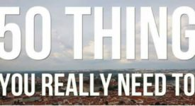 Video: 50 tipů, co dělat v Praze. Co byste doporučili vy?