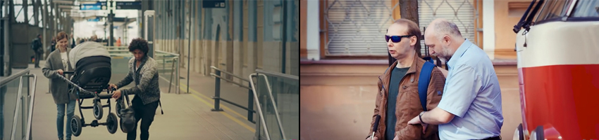"Foto: Repo z videa ""Praho, miluji tě"""