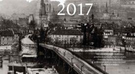 KALENDÁŘ PRO FAJNŠMEKRY. 25 fotek pražských mostů zpřed 100 lety