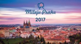 SKVĚLÝ TIP! Pořiďte si kalendář MILUJU PRAHU 2017 jako firemní dárek