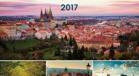 Kalendář Miluju Prahu 2017 je tu! Prohlédněte si ho