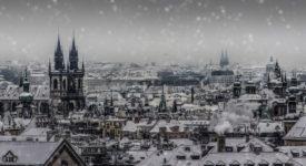 Když se v Praze setmí. Noční toulání Prahou s fotografem Milanem Bachanem