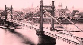 Byl to nejkrásnější pražský most? Pražané Eliščin most milovali