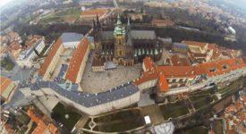 ZAKÁZANÉ ZÁBĚRY! Takhle jste Pražský hrad ještě neviděli
