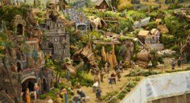 Krása třešťských betlémů. Prohlédněte si kouzelnou práci řezbářů v Jindřišské věži