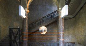 Zapomenutý Desfourský palác skrývá nebývalou krásu. Podívejte se do jeho útrob