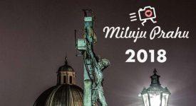 Kalendář Miluju Prahu 2018 bojuje o titul Kalendář roku. Pomozte nám