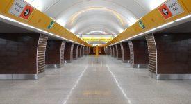 Stanice metra Jinonice opět otevřená. Podívejte se, jak se proměnila