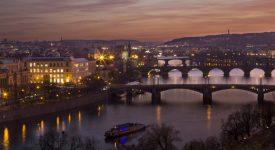 David Tichý: Praha je živý organismus žijící v dokonalé symbioze lidí a architektury