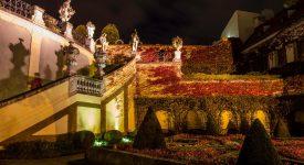 Procházka po nejkrásnější pražské zahradě. Vrtbovská zahrada se v noci otevírá jen výjimečně