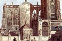<h3>Kaple svatého Vojtěcha</h3><p>Takto vypadalo průčelí katedrály svatého Víta před její dostavbou</p><hr /><a href='http://www.facebook.com/sharer.php?u=https://www.milujuprahu.cz/seznamte-se-toto-je-svatovitska-katedrala/' target='_blank' title='Share this page on Facebook'><img src='https://www.milujuprahu.cz/wp-content/themes/twentyten/images/flike.png' /></a><a href='https://plusone.google.com/_/+1/confirm?hl=en&url=https://www.milujuprahu.cz/seznamte-se-toto-je-svatovitska-katedrala/' target='_blank' title='Plus one this page on Google'><img src='https://www.milujuprahu.cz/wp-content/themes/twentyten/images/plusone.png' /></a><a href='http://www.pinterest.com/pin/create/button/?url=https://www.milujuprahu.cz&media=https://www.milujuprahu.cz/wp-content/uploads/2013/12/svaty-vojtech-kaple.jpg&description=Next%20stop%3A%20Pinterest' data-pin-do='buttonPin' data-pin-config='beside' target='_blank'><img src='https://assets.pinterest.com/images/pidgets/pin_it_button.png' /></a>