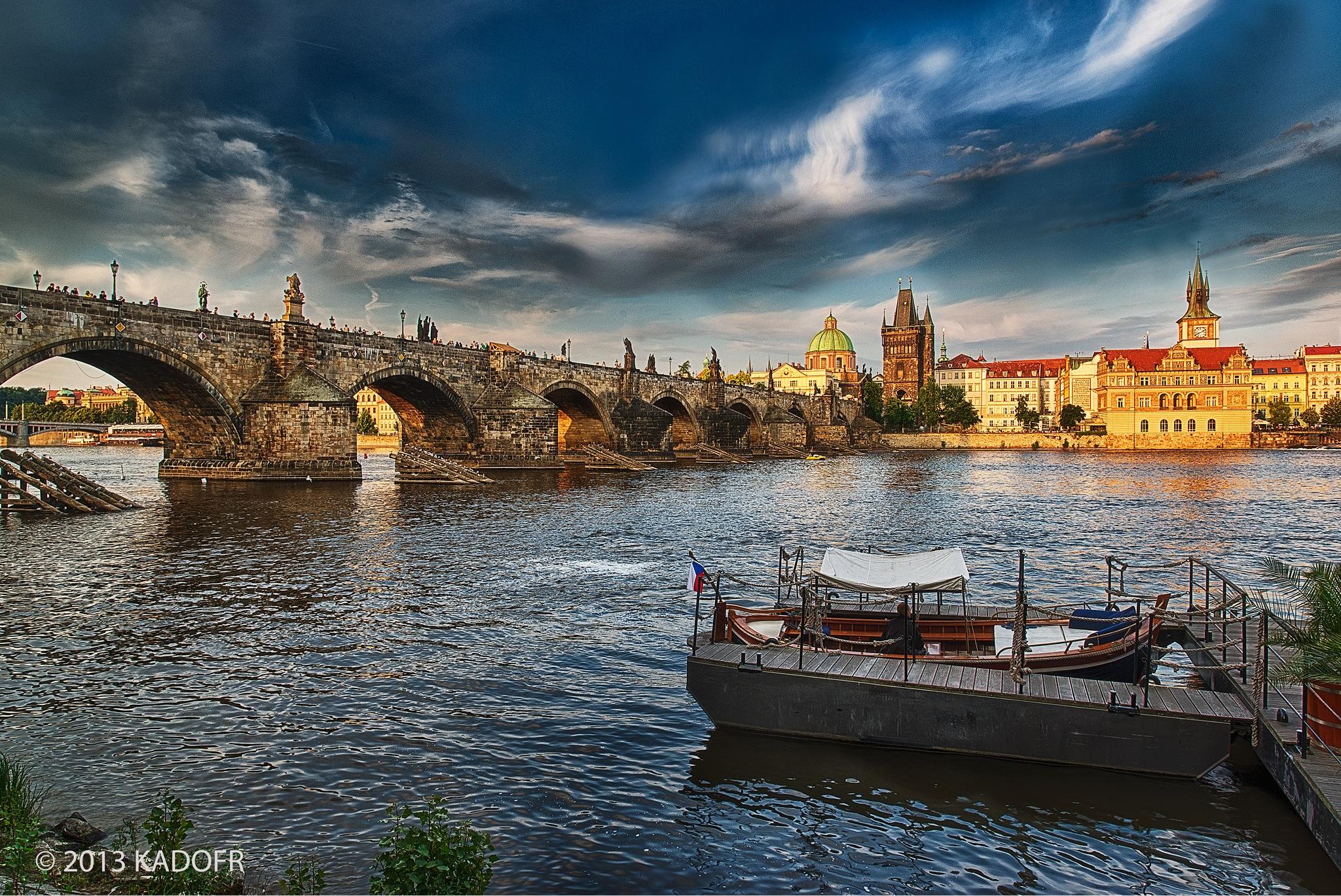 Miuljeme ten most - (Foto: Karel Dobeš)