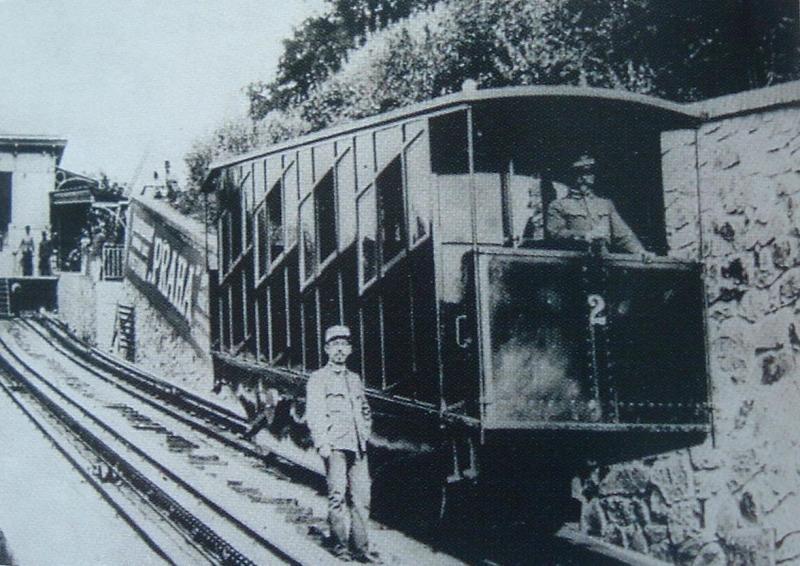 Lanovka na Letnou naposledy vyjela v listopadu 1916. Zbytky zařízení po lanové dráze a eskalátoru zanikly v letech 1949 - 1951 při výstavbě Letenského tunelu.
