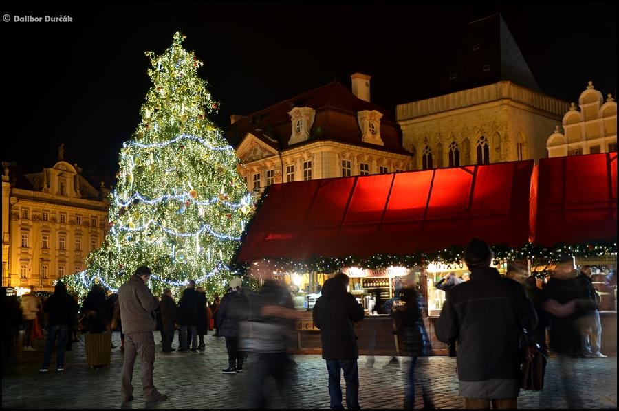 Třetí adventní neděle na Staroměstském náměstí