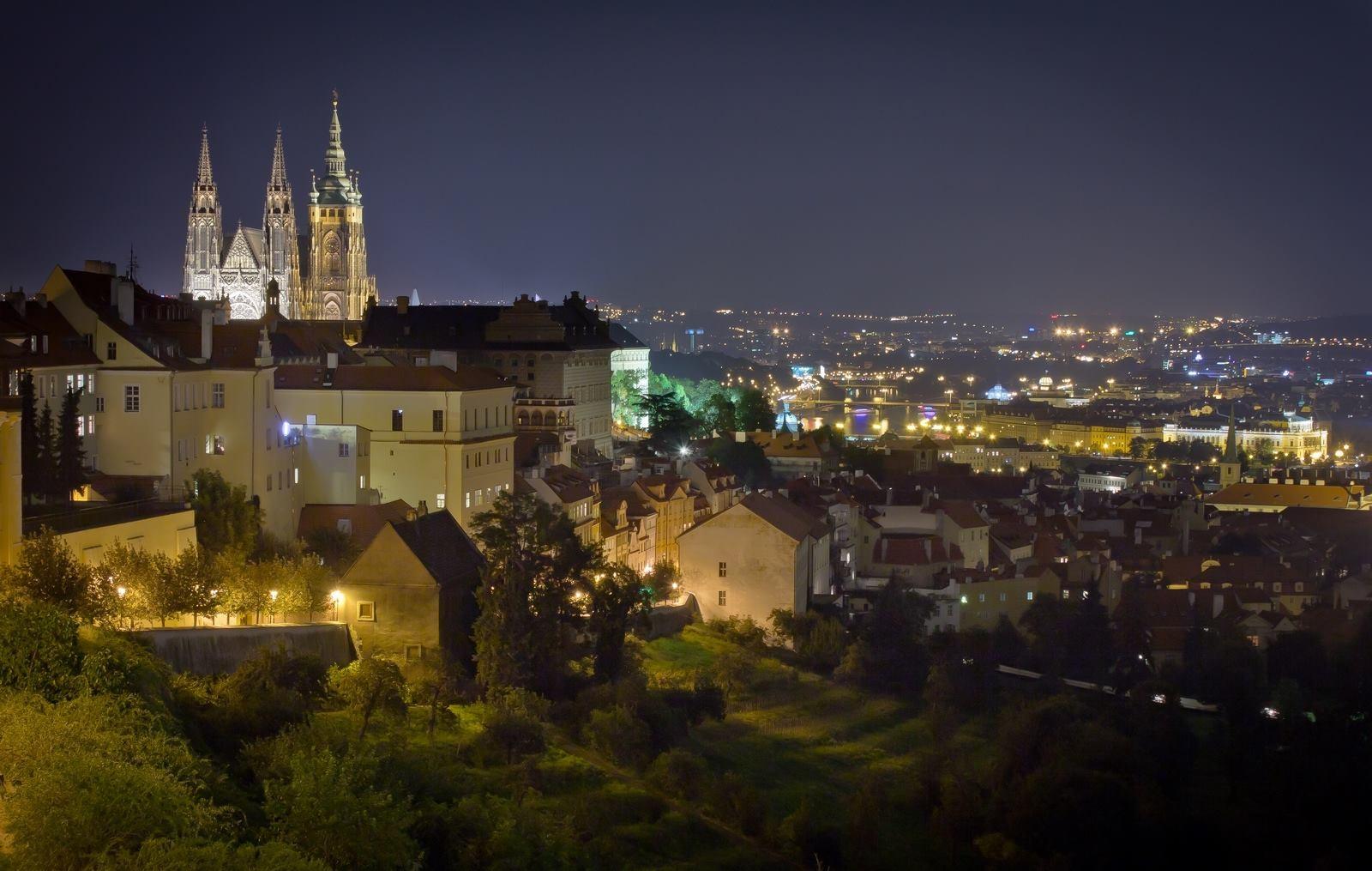 Ze Strahova - Foto: Marek Nahodil