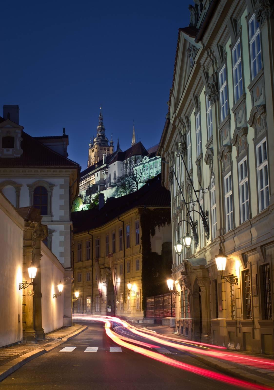 Hrad z Valdštejnské - Foto: Marek Nahodil