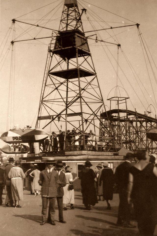 Zeppelinův kolotoč