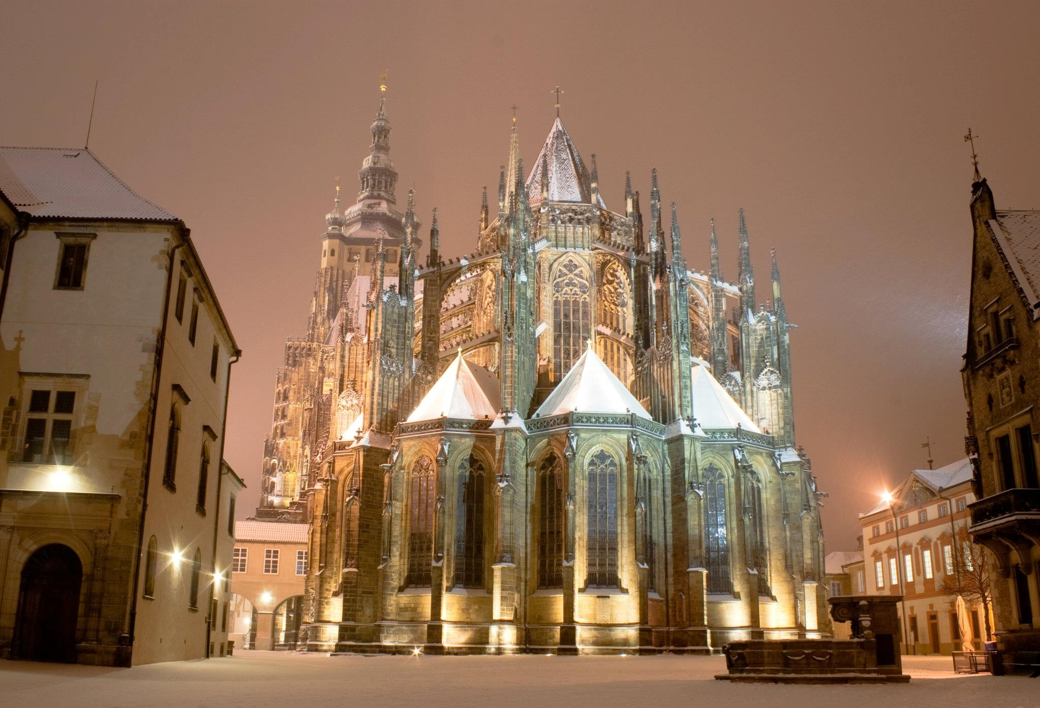Chrám svatého Víta, Václava a Vojtěcha - Foto: Marek Nahodil