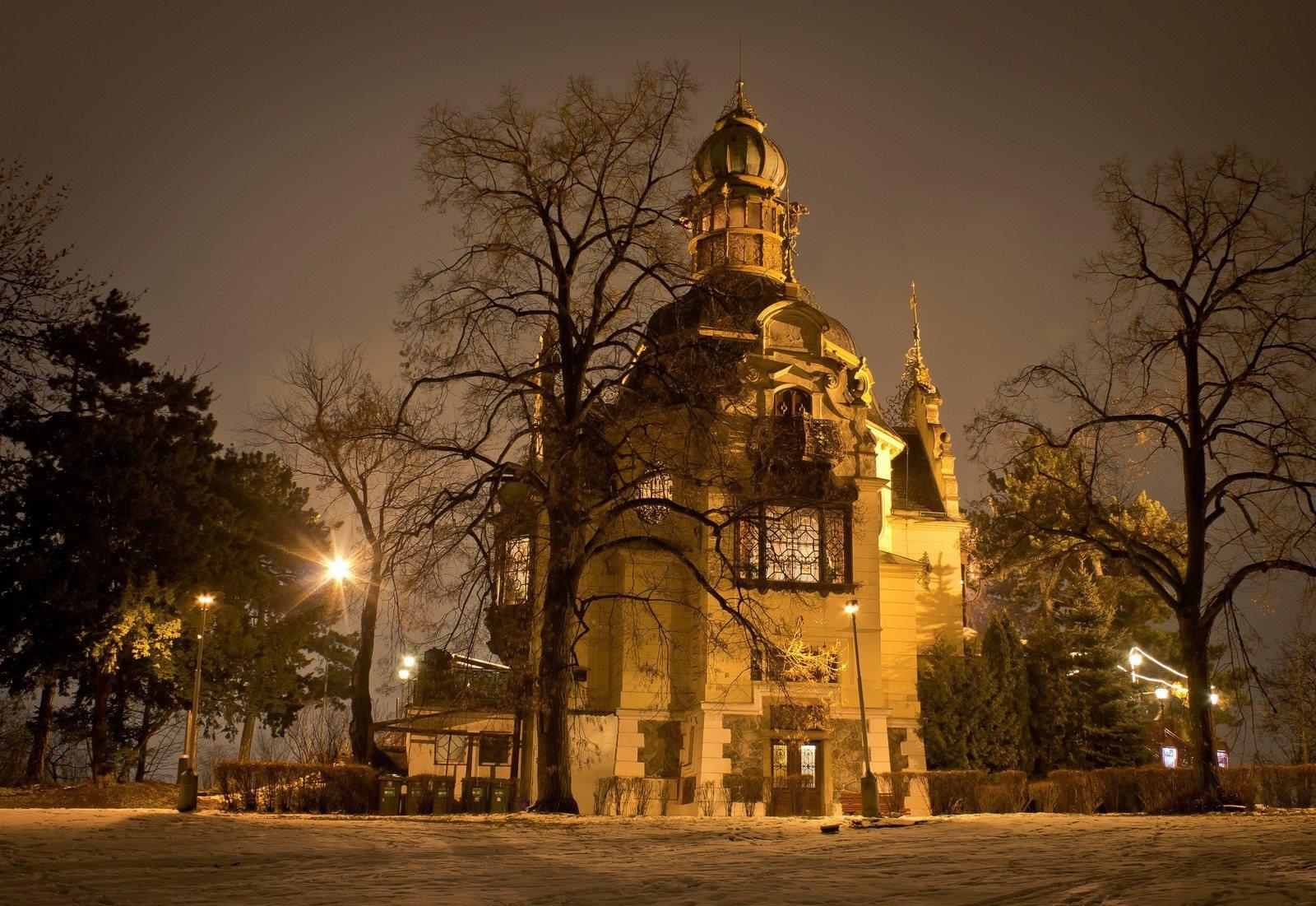 Hanavský pavilon na Letné - Foto: Marek Nahodil