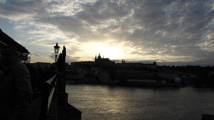 Slunce zapadlo, dobrou noc - Foto: David Černý