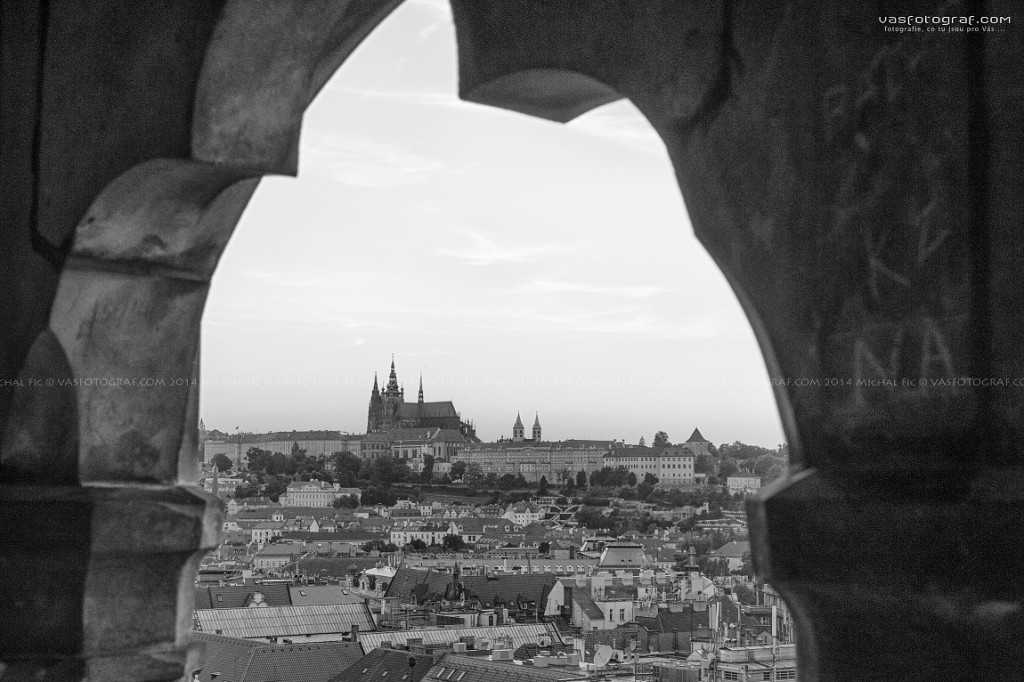 Přes celé město - Foto: Michal Fic