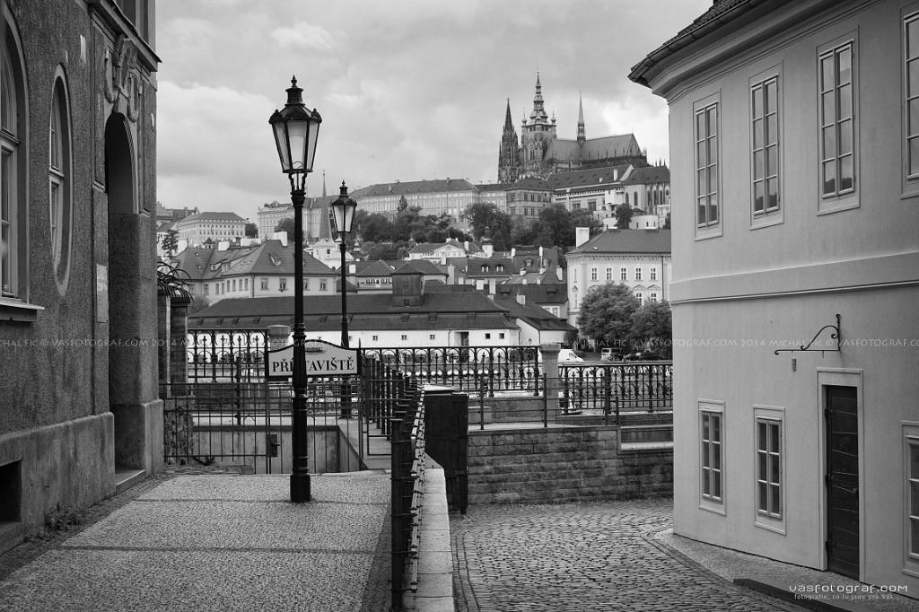 Od křižovníků - Foto: Michal Fic