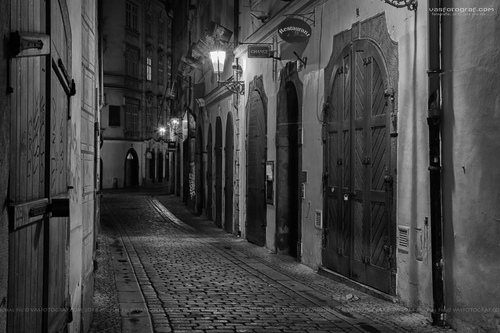 Na Starém Městě - Foto: Michal Fic
